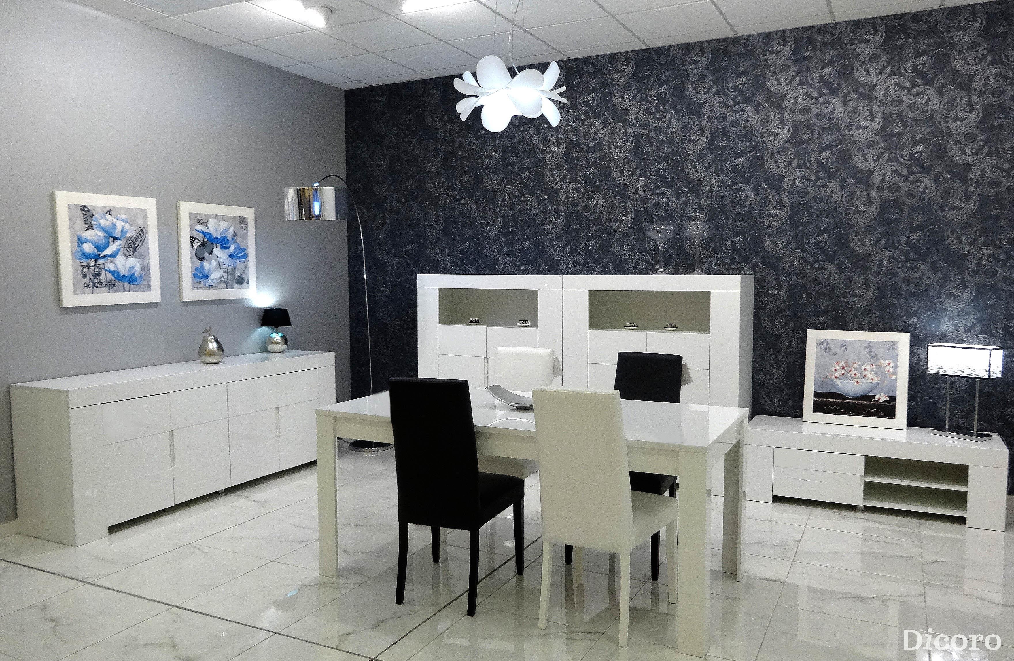 El sal n hermes es la apuesta segura para tu decoraci n for Como decorar un salon blanco