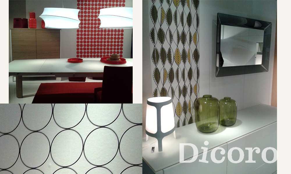 Consejos para escoger tu papel pintado blog con ideas de - Papel para cubrir paredes ...