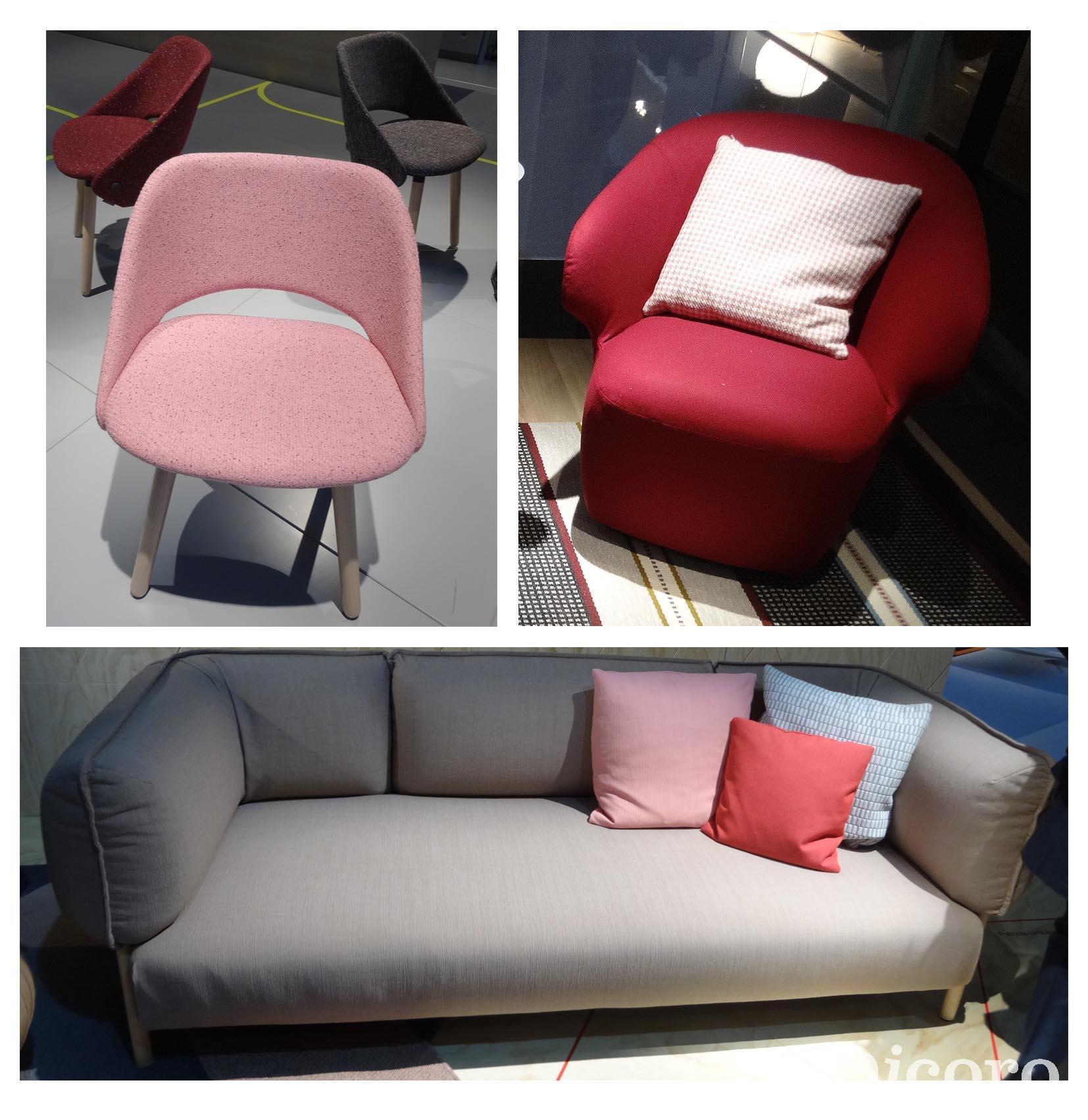 Combinando colores rosa palo burdeos y gris topo blog - Color topo pared ...