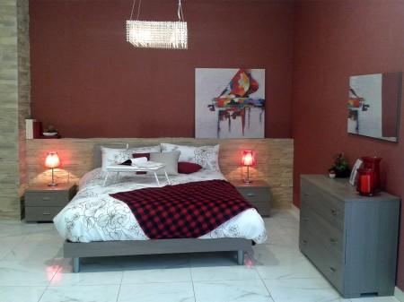 Tendencias decoración rojos intensos: habitación dicoro