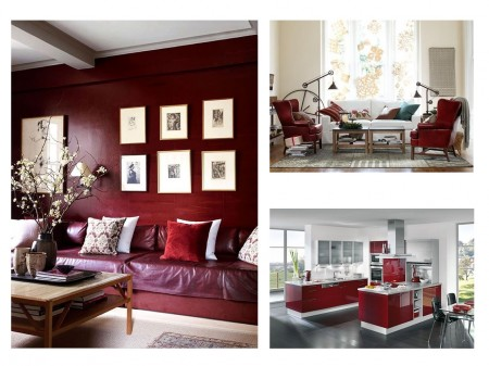 Tendencias decoración rojos intensos: introducción