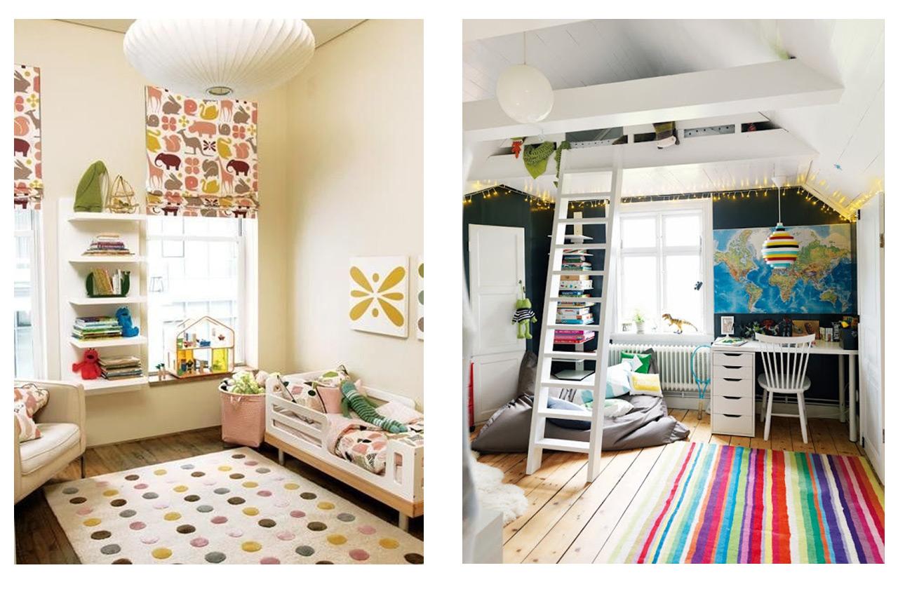 Alfombras baratas y bonitas para decorar - Alfombra habitacion nino ...