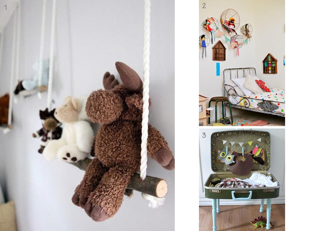 Juegos De Organizar Baños:Muebles infantiles y fantásticas ideas para el cuarto de juegos