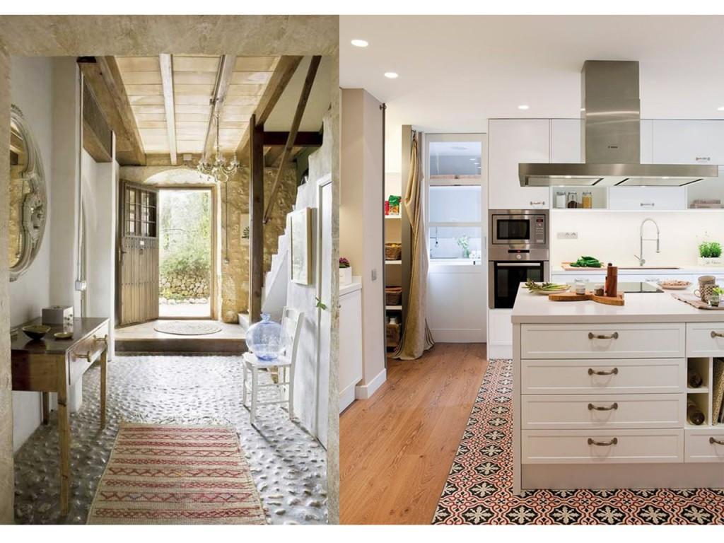 Dividir espacios abiertos con trucos decorativos for Como separar ambientes