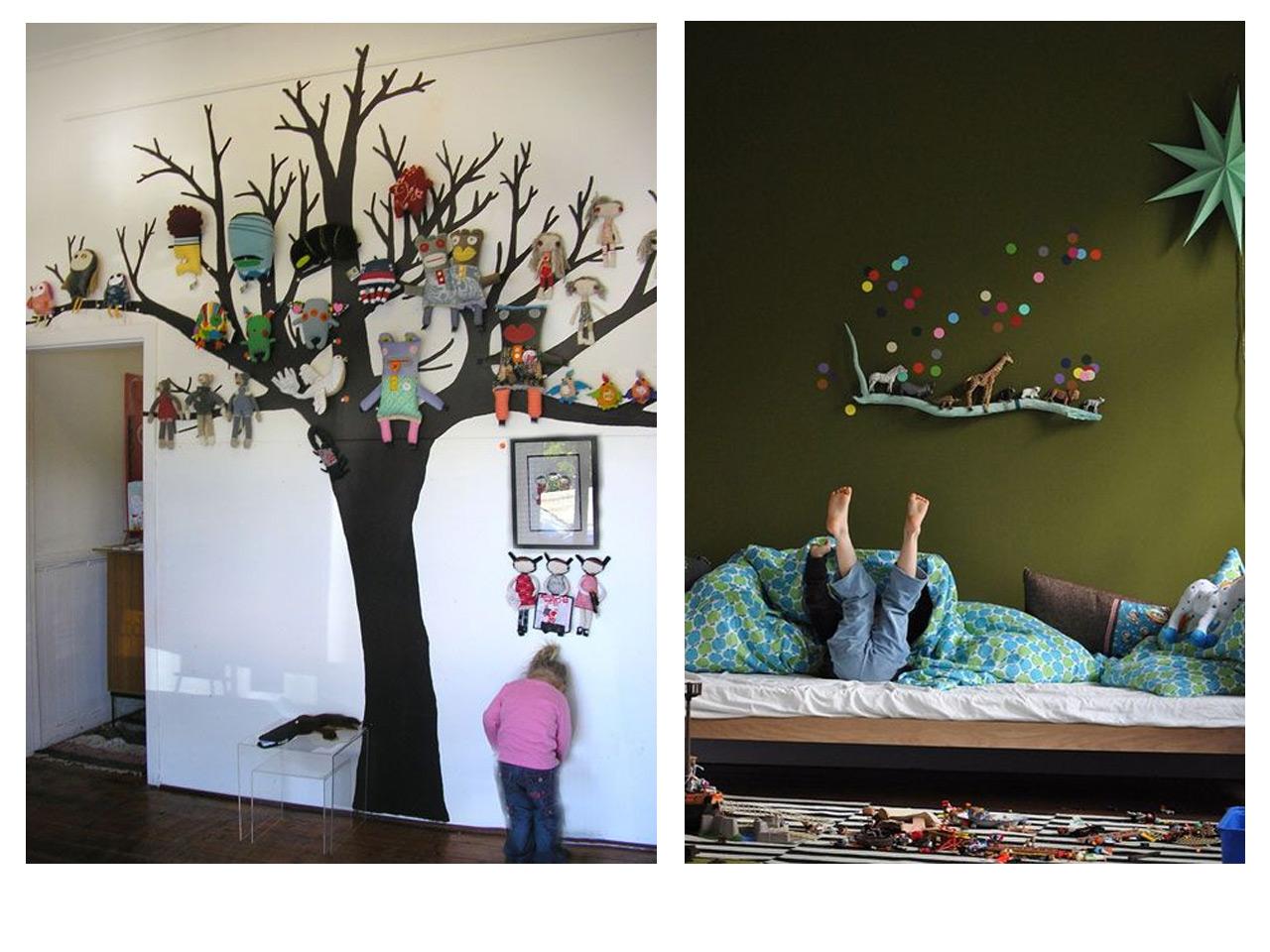 Muebles infantiles y fant sticas ideas para el cuarto de for Muebles originales para ninos