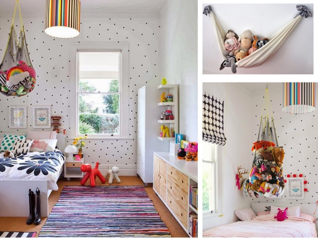 Muebles infantiles y fant sticas ideas para el cuarto de for Ideas para decorar paredes infantiles