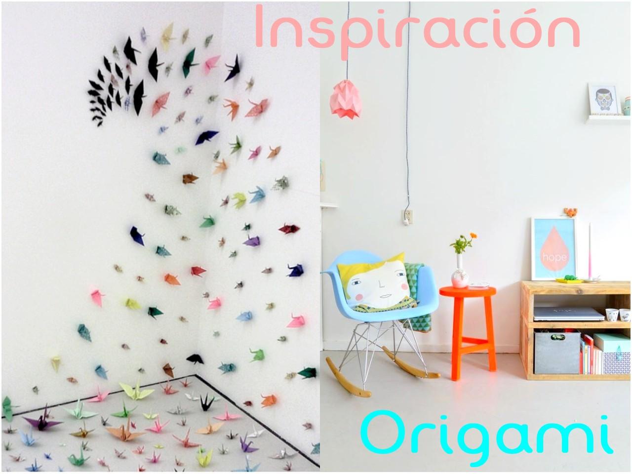Tendencias decoraci n 2015 inspiraci n origami for Adornos navidenos origami paso a paso