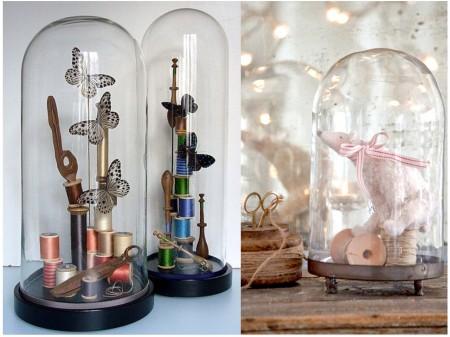 decorar con hilo: mundos imaginarios