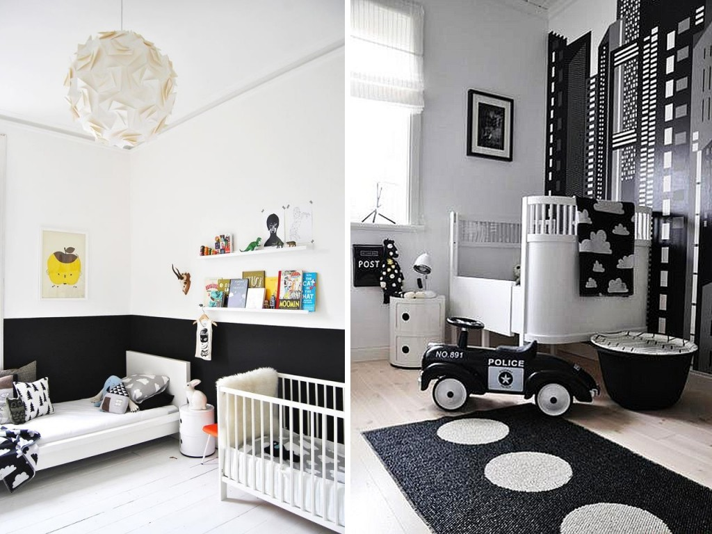 Ideas originales para decorar la habitaci n del bebe - Bebes y decoracion ...