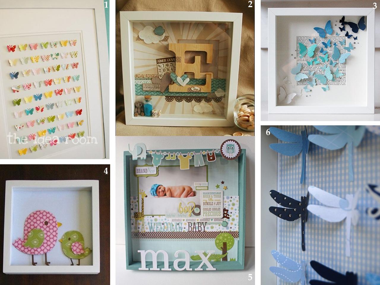 Propuestas diferentes para decorar con papel pintado - Cuadros para una habitacion ...