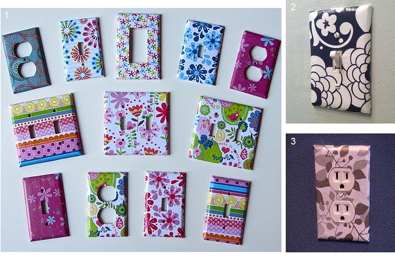 Propuestas diferentes para decorar con papel pintado - Decoracion para foto ...