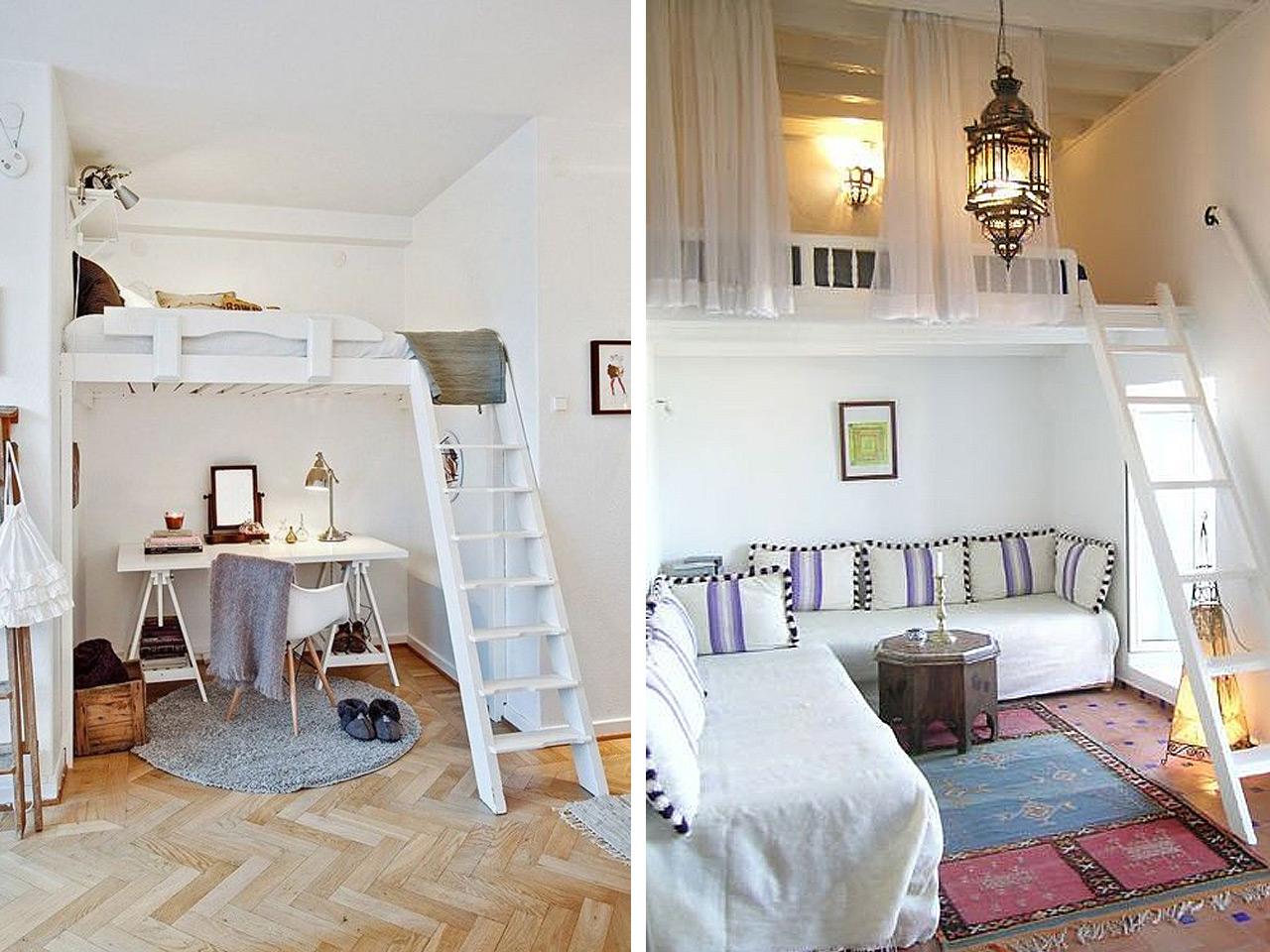 Consejos para decorar tu habitaci n multiusos - Habitacion para 2 ninos ...