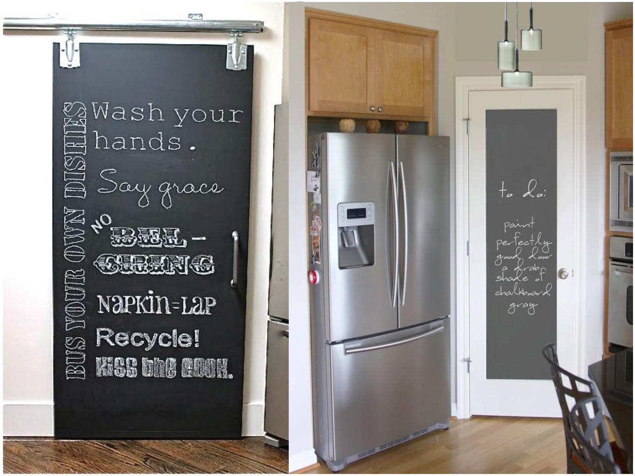 C mo pintar las puertas de casa ideas e inspiraci n - Cocinas en arganda del rey ...