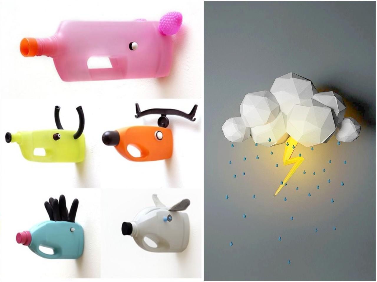12 ideas econ micas para decorar habitaciones infantiles for Formas de decorar una habitacion