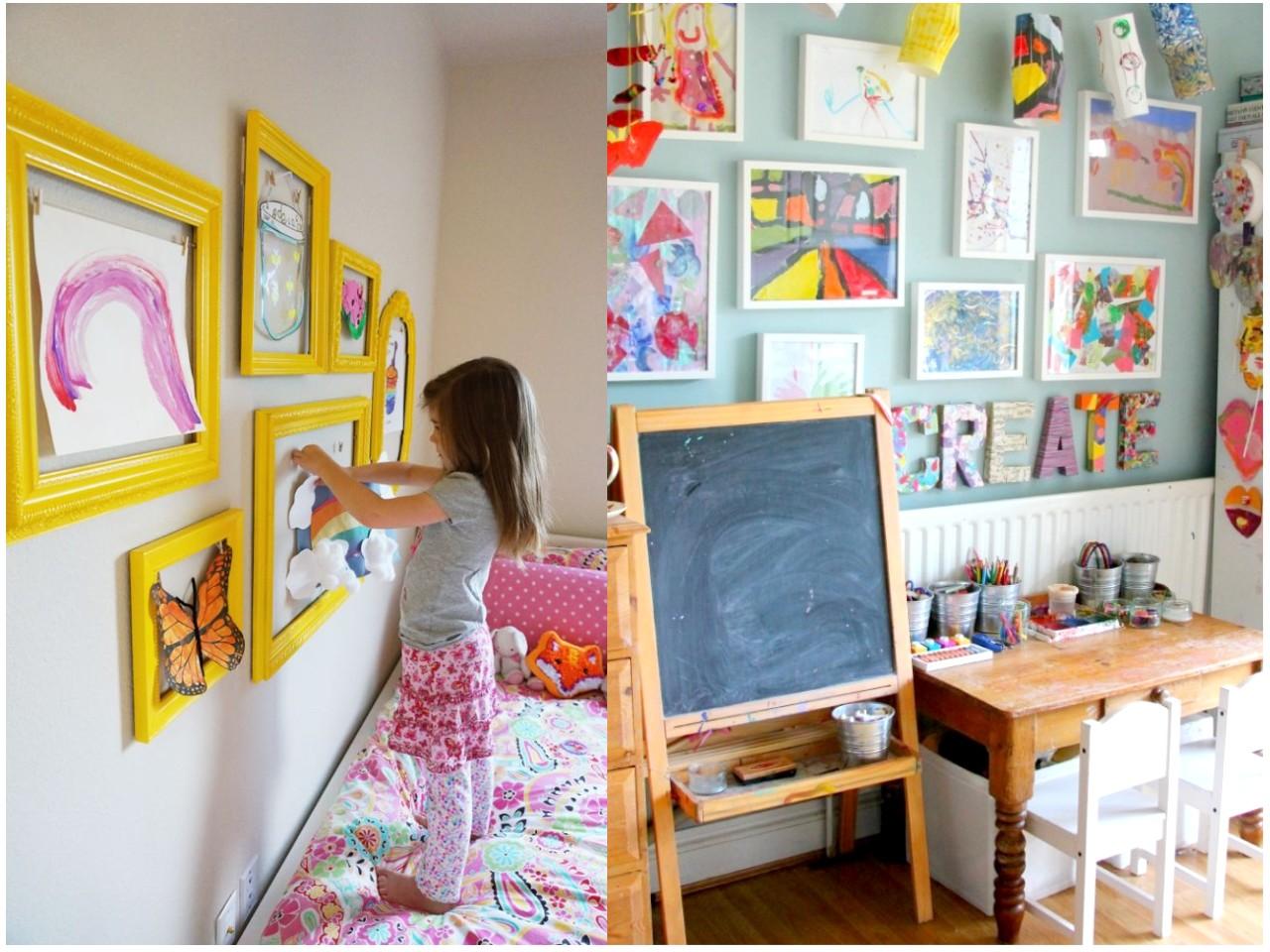 12 ideas econ micas para decorar habitaciones infantiles - Habitaciones infantiles economicas ...