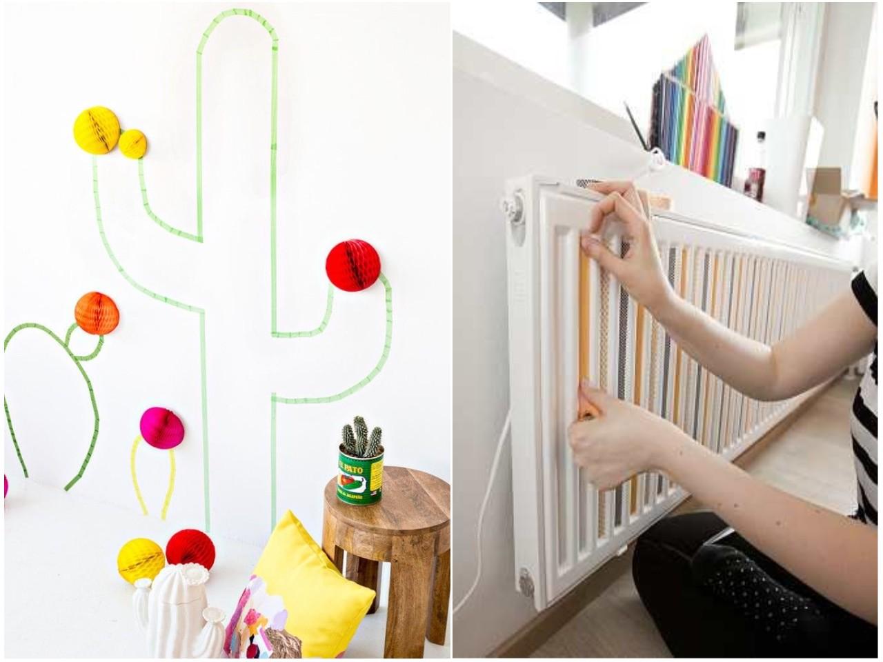 12 ideas econ micas para decorar habitaciones infantiles - Ideas pintar habitacion infantil ...