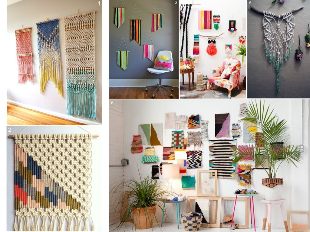 5 ideas para decorar con macram for Como decorar mi casa con cosas sencillas
