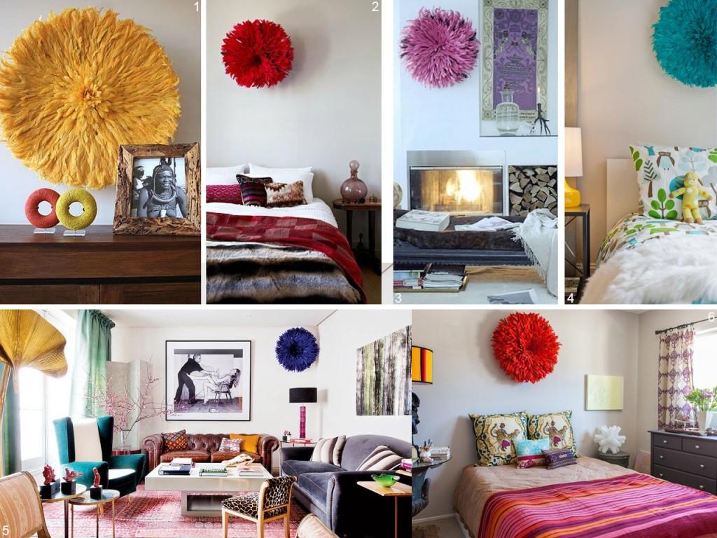 Juju hats el ltimo grito en decoraci n tnica africana - Decoracion interiores online ...