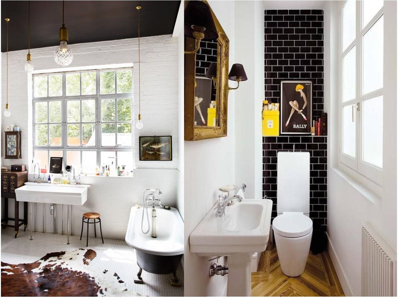 8 ideas trending para decorar ba os con estilo - Como alicatar un cuarto de bano ...