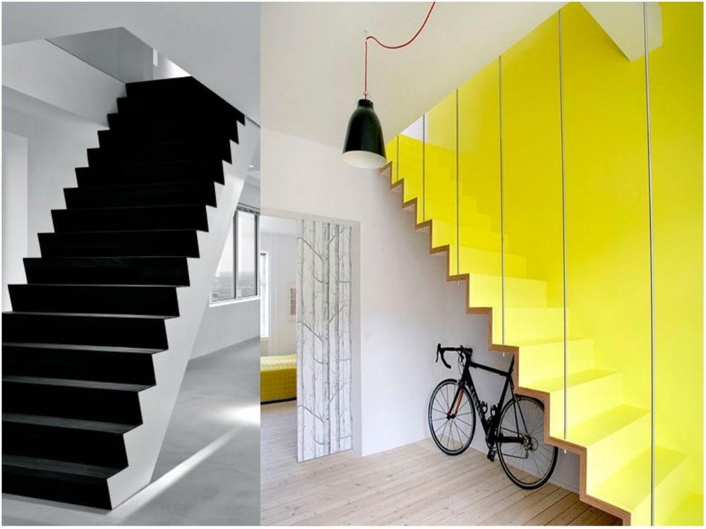 Decorar escaleras originales un paso m s en la decoraci n for Colores de marmol para escaleras