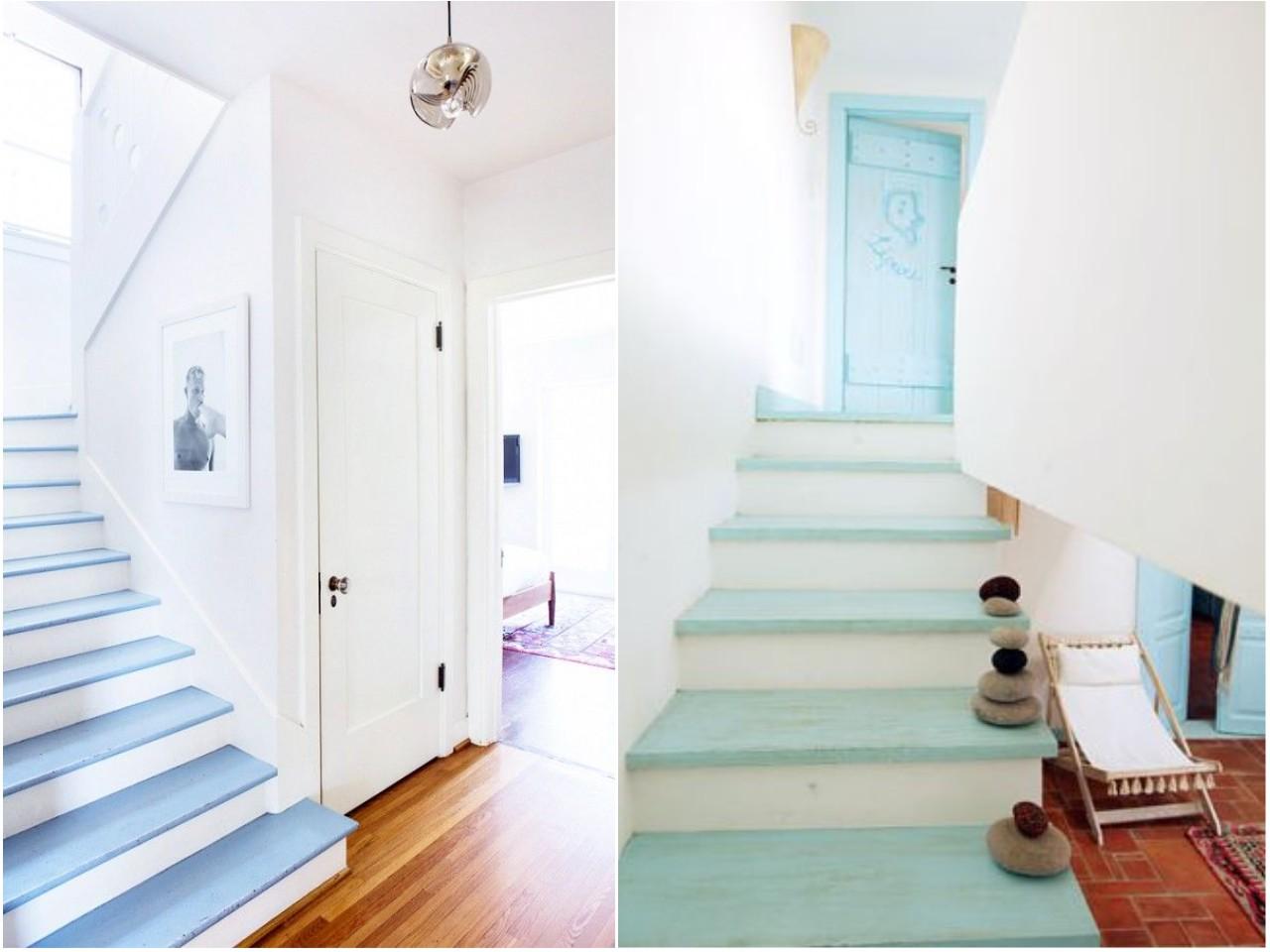 Decorar escaleras originales un paso m s en la decoraci n for Decorar escaleras interiores