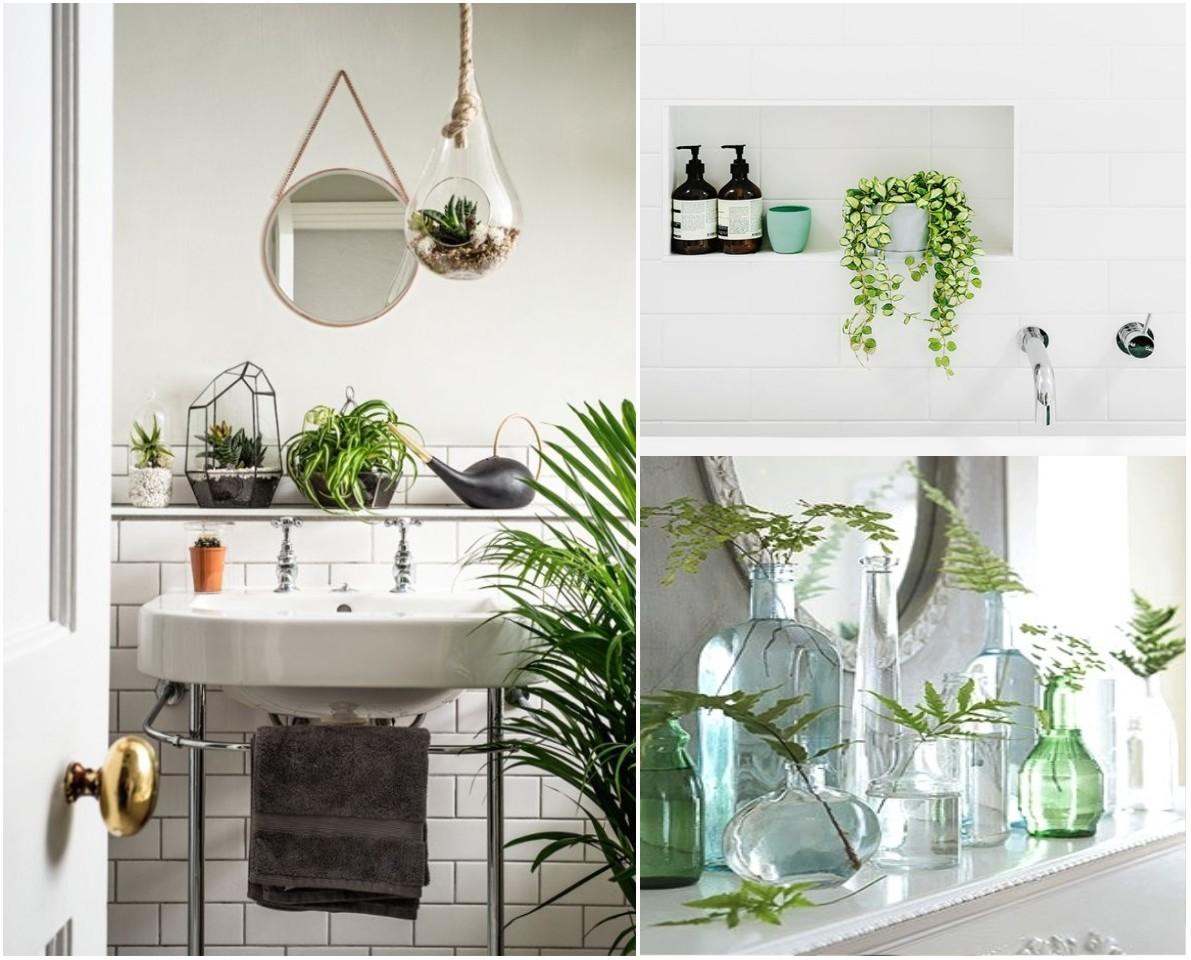 8 ideas trending para decorar ba os con estilo for Adornos para el hogar modernos