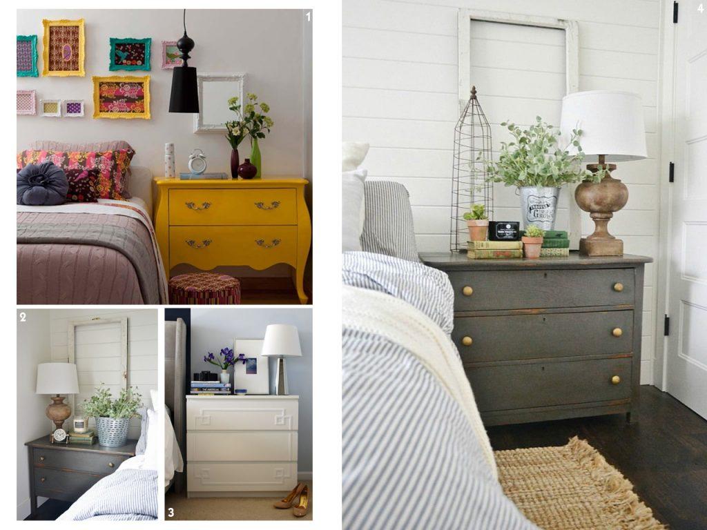 Una cajonera y muchos usos para decorar con c modas - Ikea mesitas de noche y comodas ...