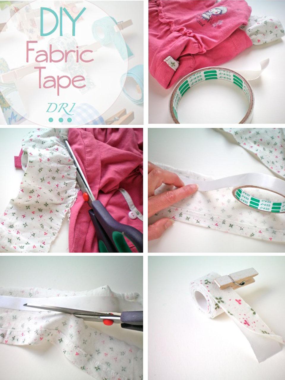 10 propuestas diy para decorar con washi tape - Como decorar con washi tape ...