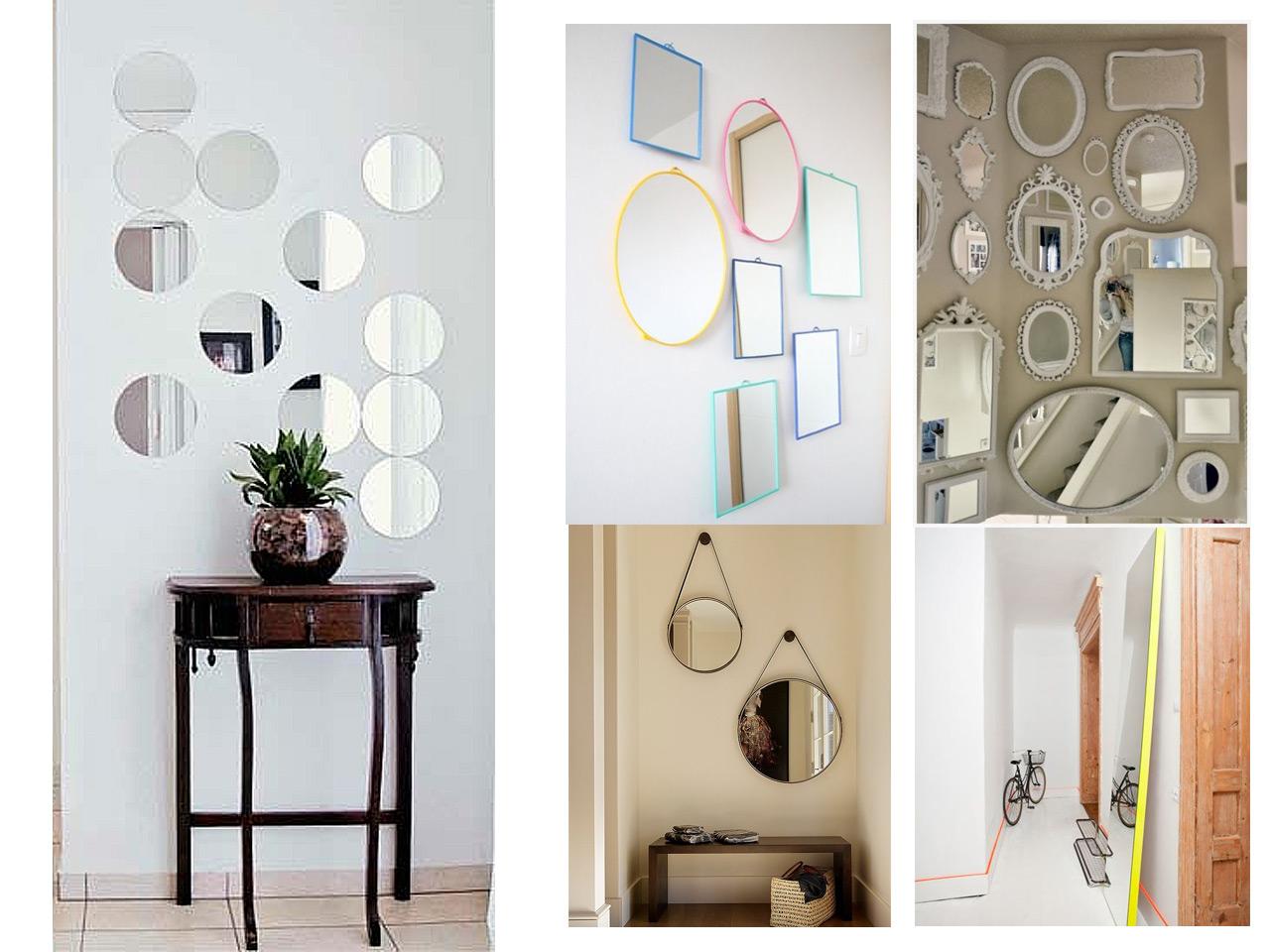 7 tips molones de decoraci n de recibidores modernos - Entradas modernas decoracion ...