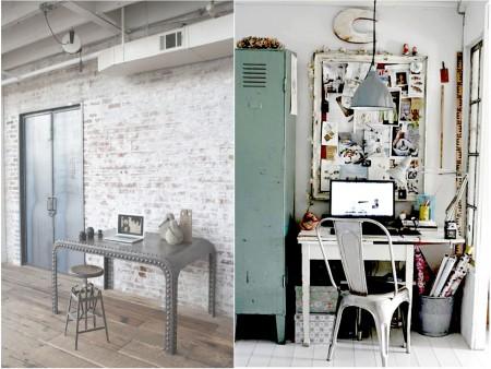 6 claves para una decoraci n vintage industrial for Diseno de apartamentos industriales