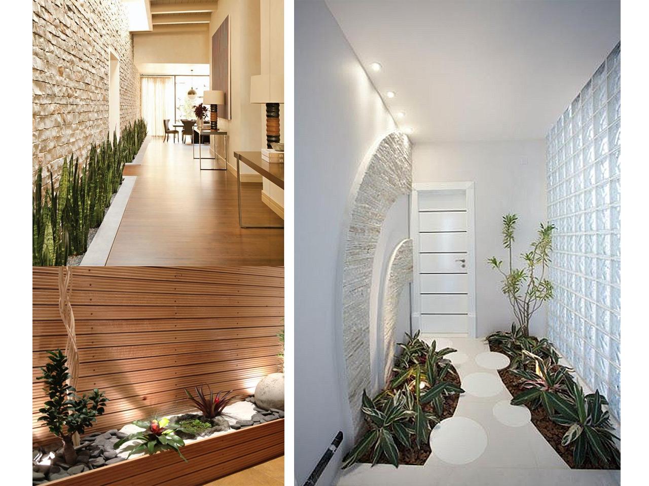 Tus 7 inspiraciones de decoraci n de terrazas interiores - Fotos patios interiores ...