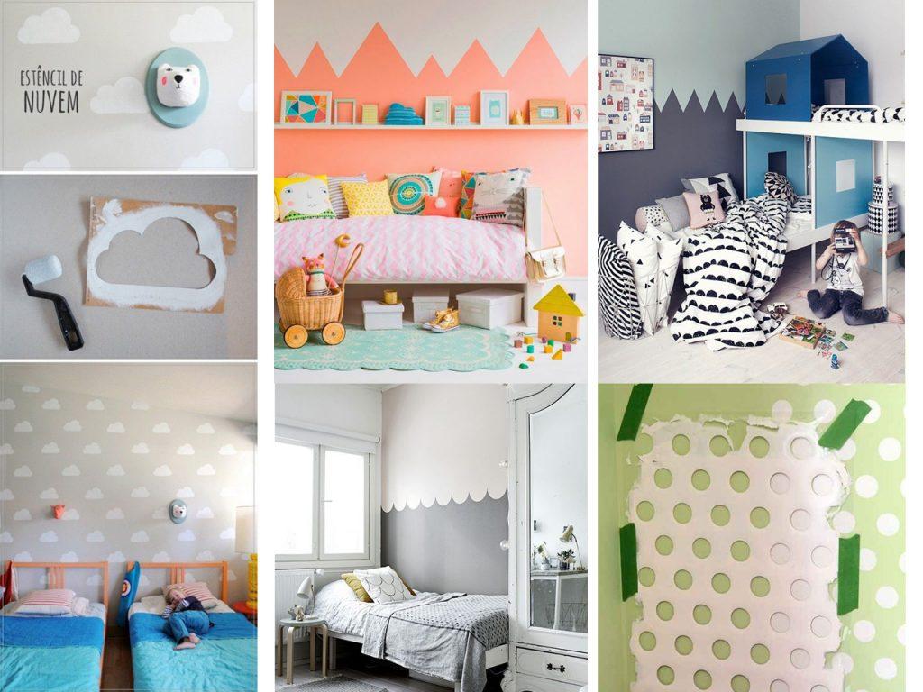 Creatividad y paredes originales para ni os - Paredes infantiles originales ...