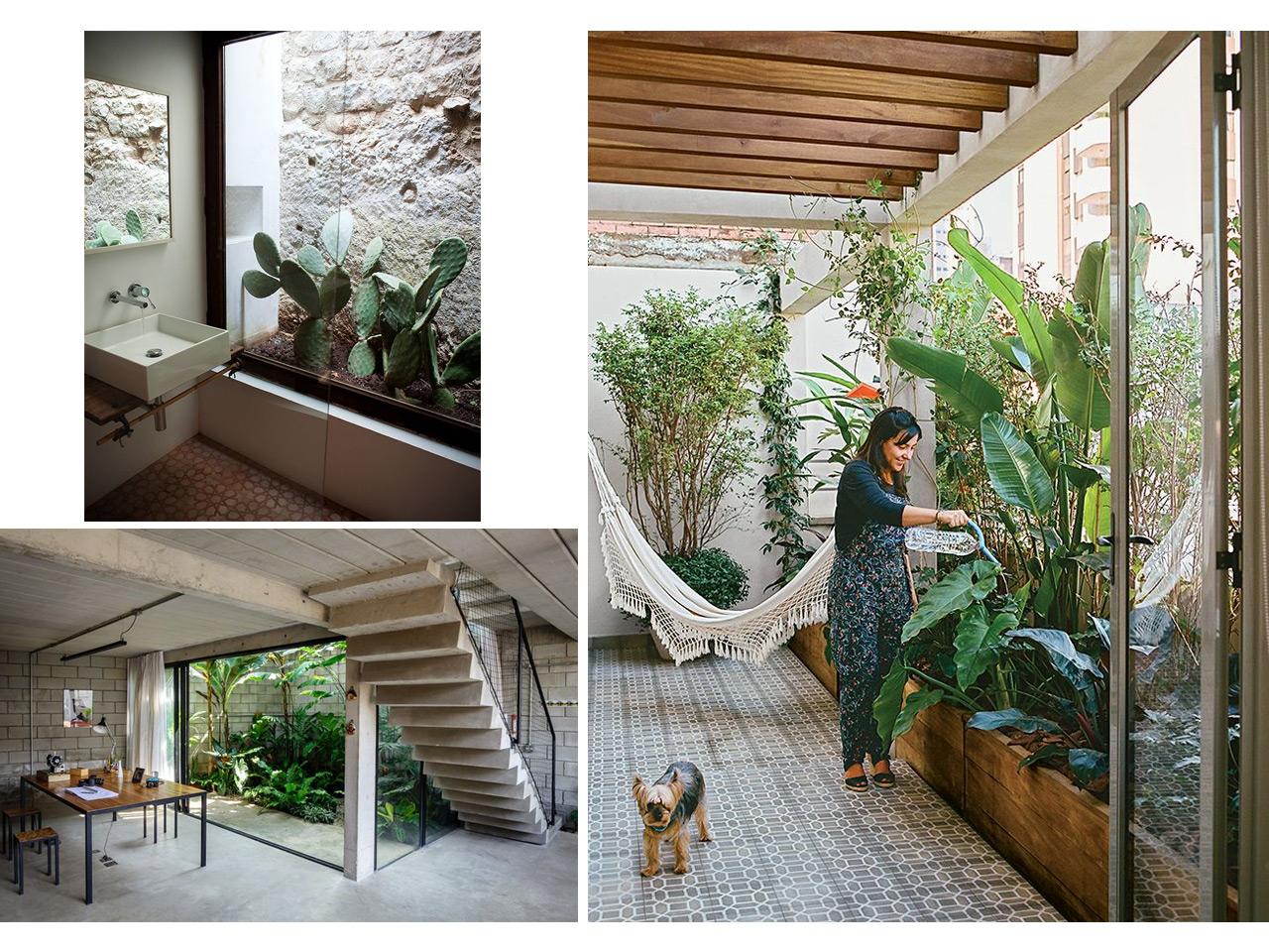 Tus 7 inspiraciones de decoraci n de terrazas interiores for Modelos de jardines interiores pequenos