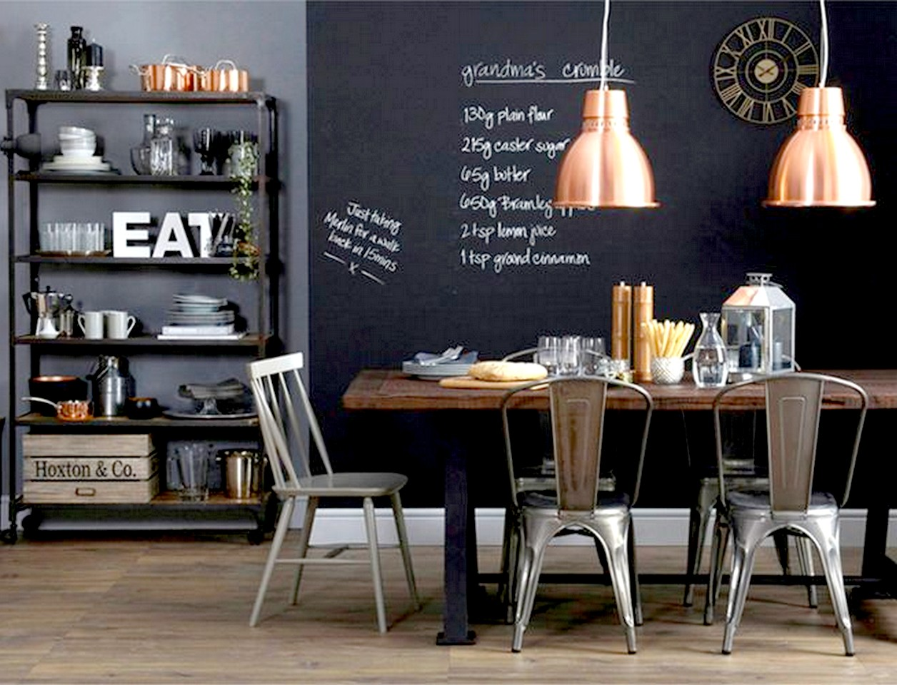 ideas de decoracin originales para la cocina