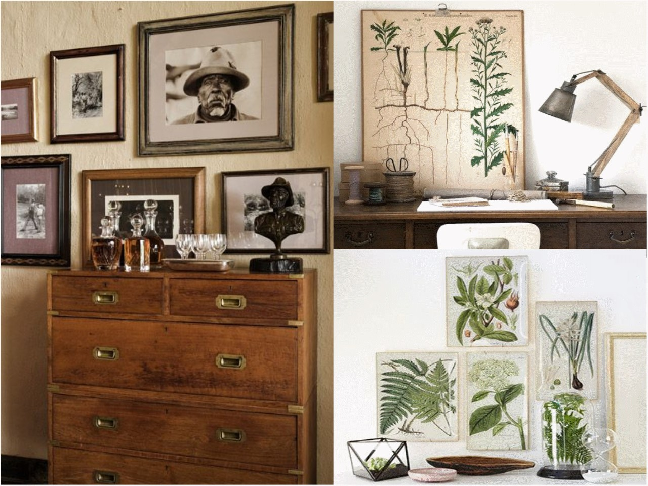 Dormitorios de estilo colonial a tu alcance en 7 pasos - Plantas para dormitorio ...