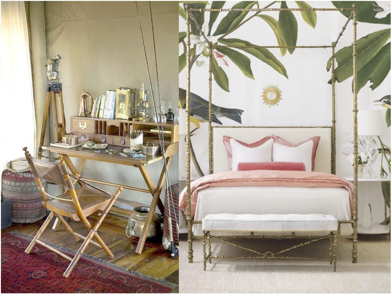 Consigue un dormitorio de estilo colonial en 7 pasos - Decorar con estilo ...