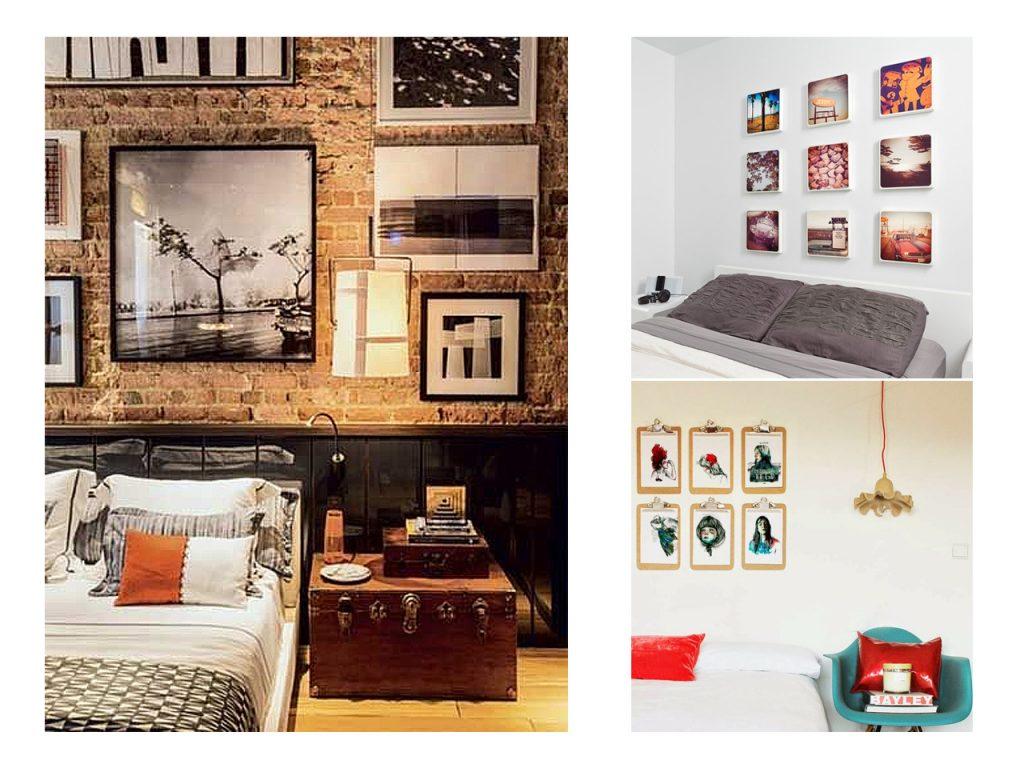 fotos decoración cabeceros de cama