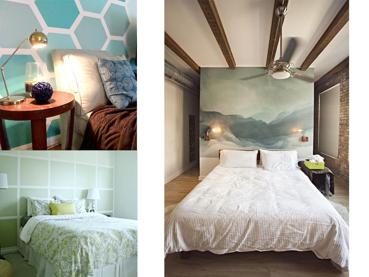 Decoraci n de cabeceros de cama para sorprender - Ideas decoracion baratas ...