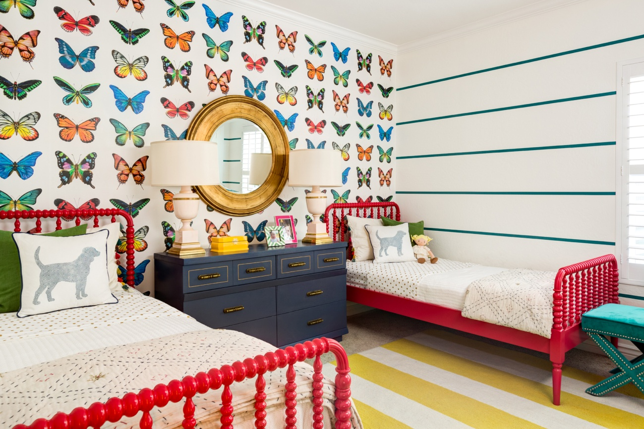 6 tips de decoraci n de habitaciones infantiles compartidas for Decoracion cuartos infantiles