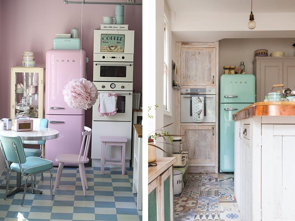 Nete a la est tica de decoraci n vintage jujuy al momento - Decoracion muebles vintage ...