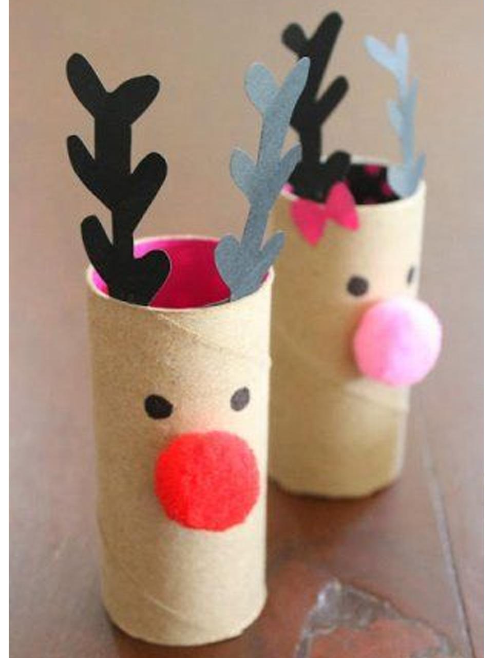 Manualidades Faciles Y Economicas Para Regalar En Navidad - Manualidades-faciles-de-navidad-para-regalar