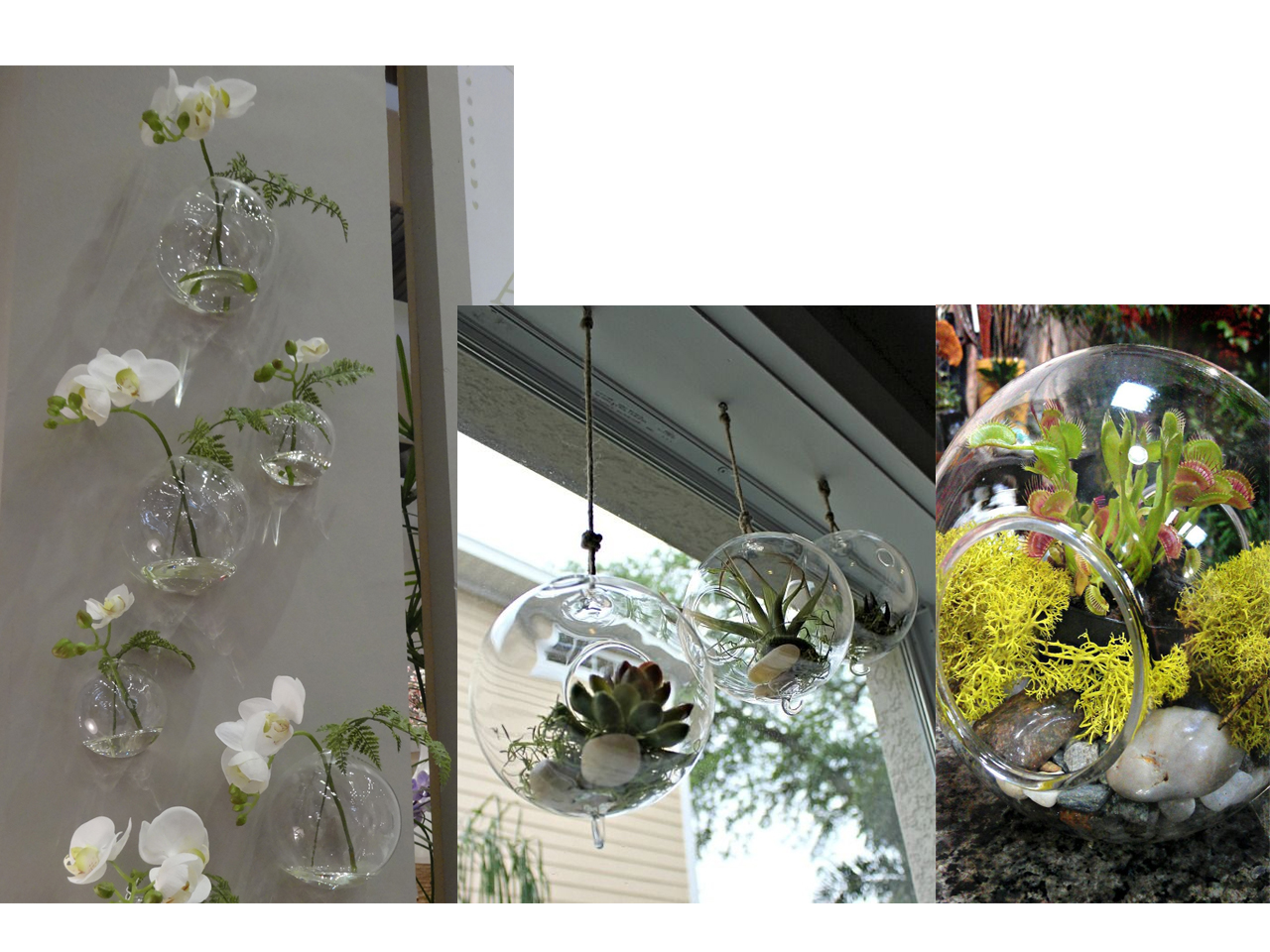 Decoraci n con plantas artificiales - Flores artificiales decoracion ...