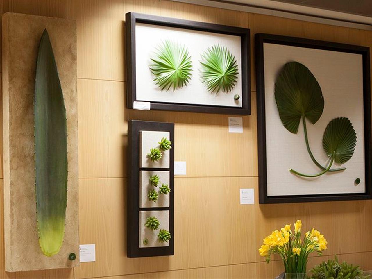 Decoraci n con plantas artificiales - Plantas de interior para salon ...