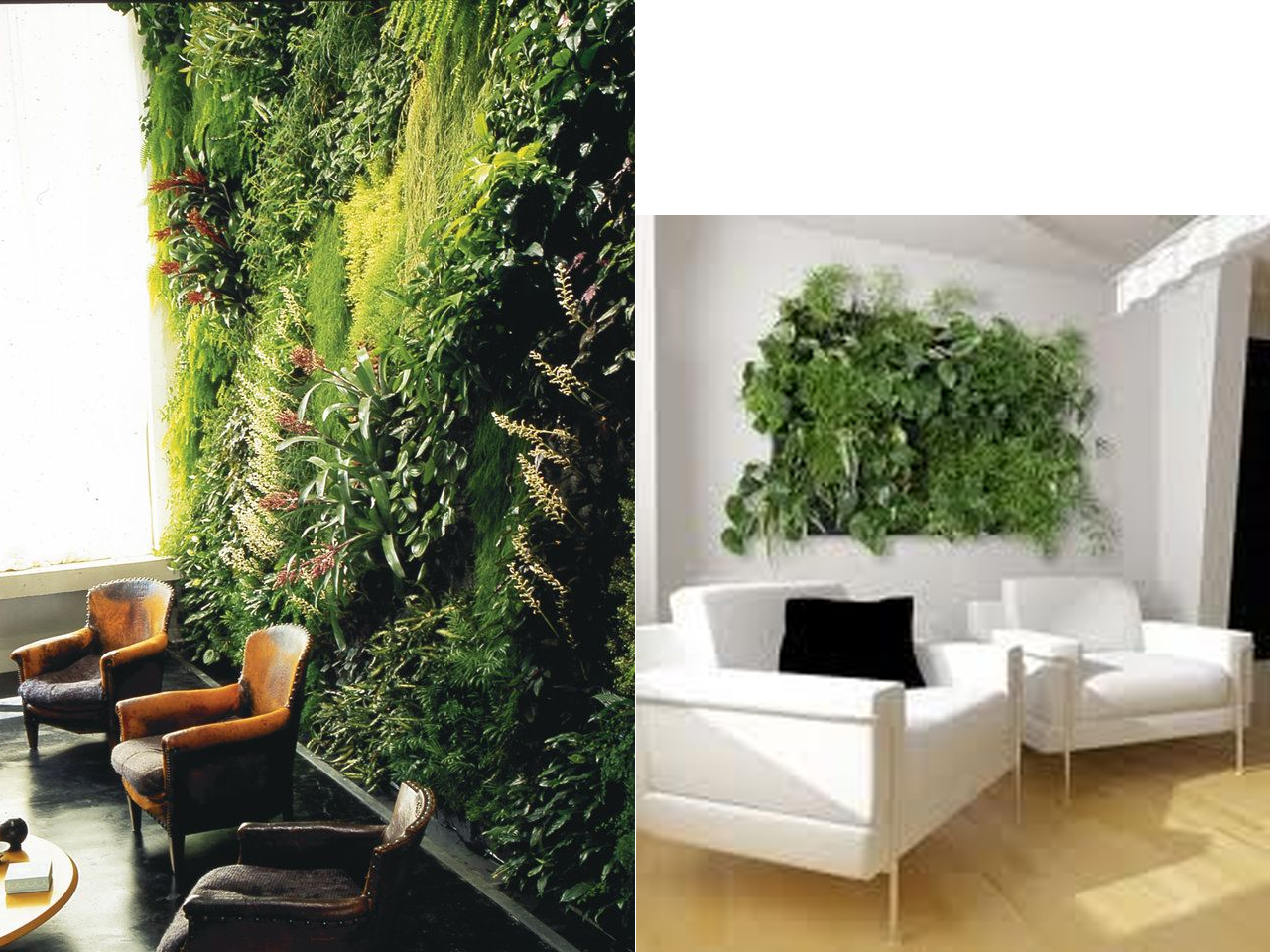 Decoraci n con plantas artificiales for Plantas de interior artificiales
