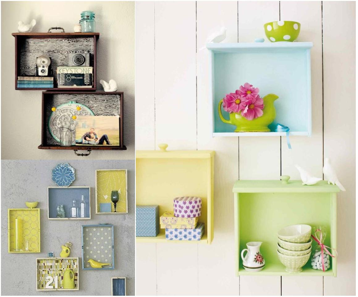 9 incre bles propuestas de decoraci n con madera reciclada - Decoracion original hogar ...