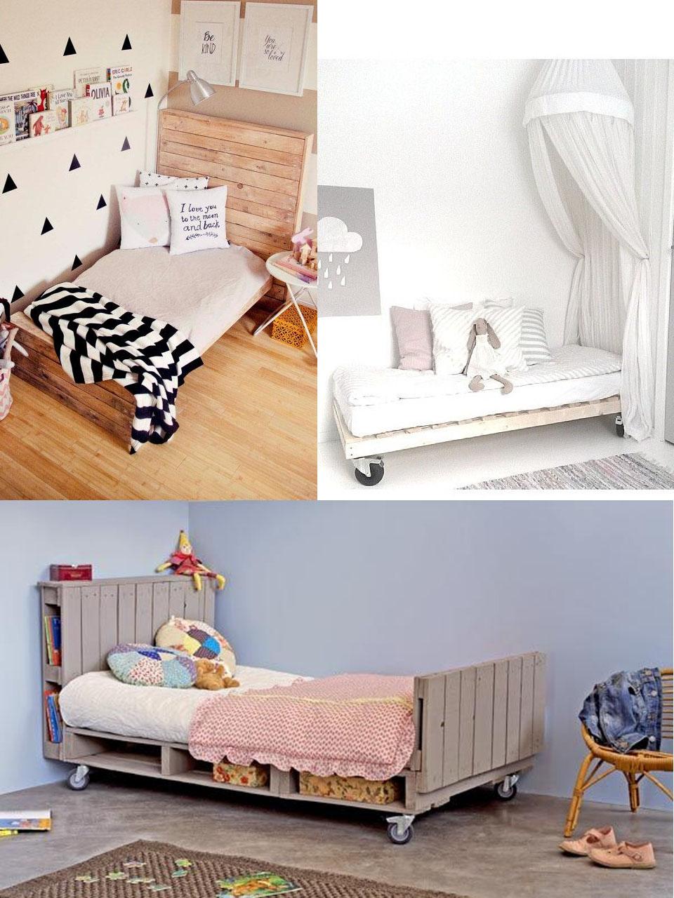 las casas de palets para ni os m s divertidas On camas con palets para niños