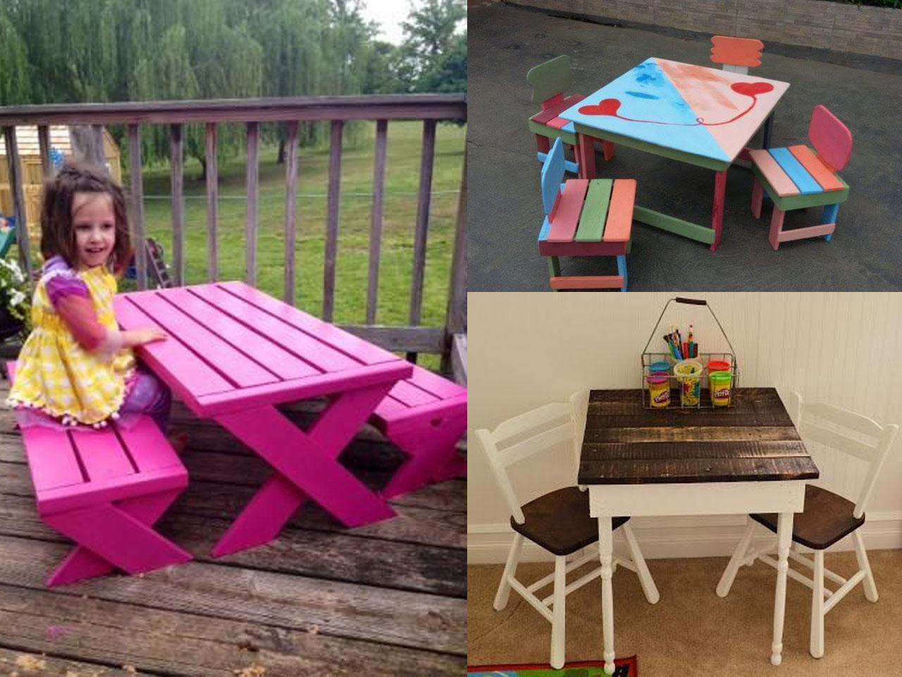 Las casas de palets para ni os m s divertidas for Casa de juguetes para jardin