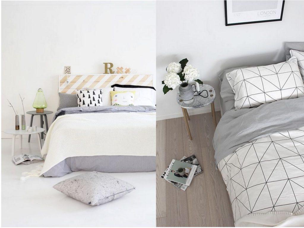 7 tendencias decoraci n dormitorios 2016 2017 for Decoracion mesitas de noche