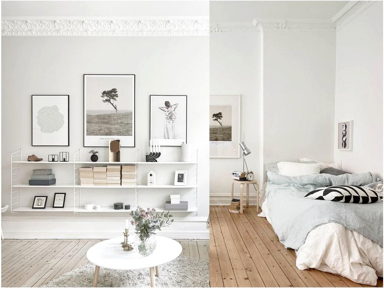 La decoraci n con molduras en casa vuelve a ser tendencia for Lienzos para salon modernos