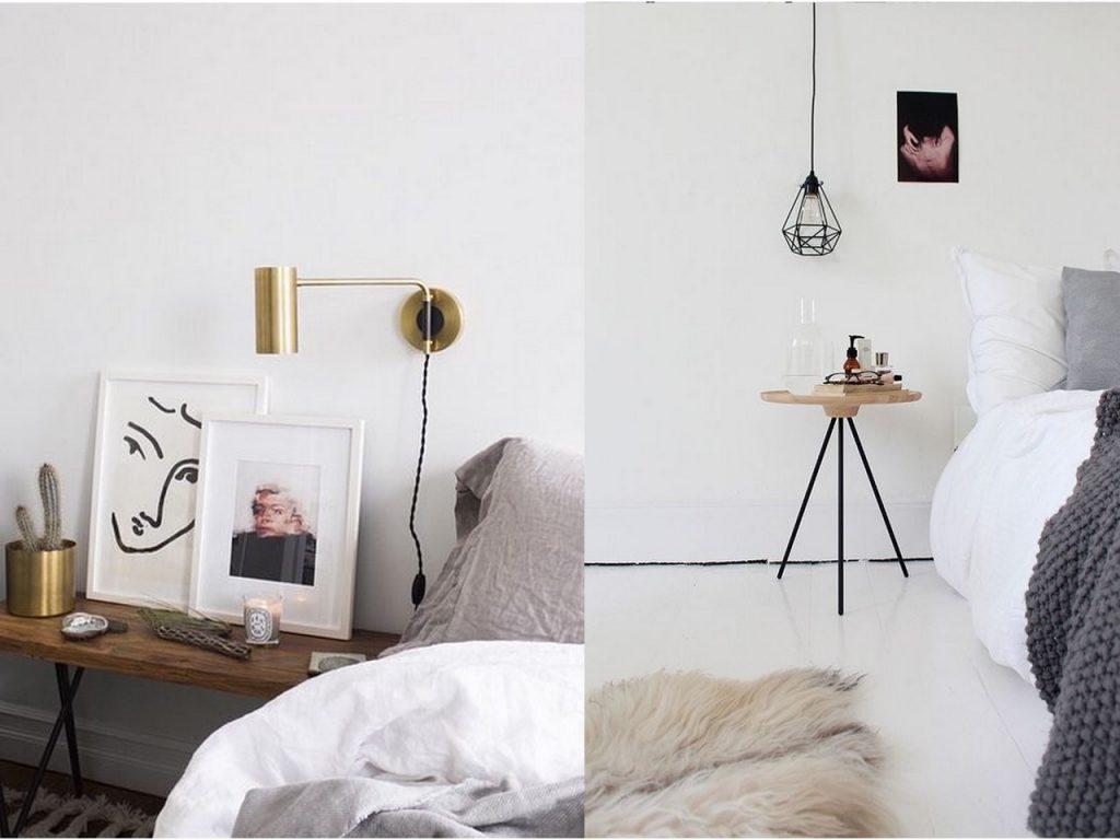 decoración dormitorios 2017 decoración dormitorios con metal